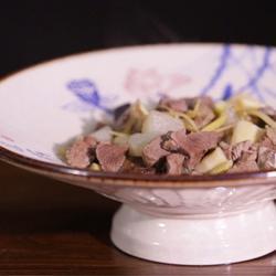清 红煨羊肉