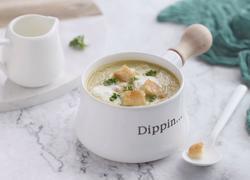 黄瓜酸奶冷汤