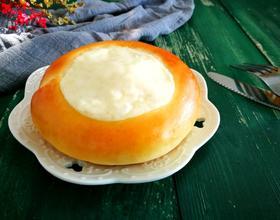 乳酪宝岛面包