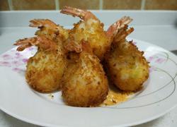 剩米饭的春天之虾球做法