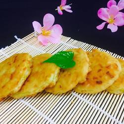 红薯饼的做法[图]