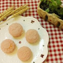 椰香奶黄馅冰皮月饼的做法[图]