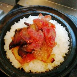 广州腊味煲仔饭