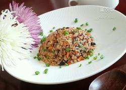 香菇酱炒饭