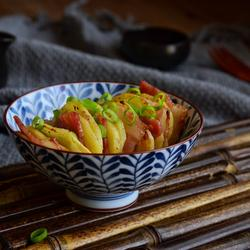 培根土豆夹
