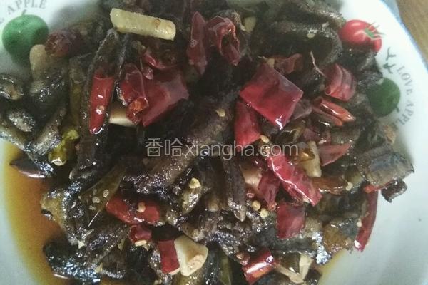 泡椒鳝鱼片