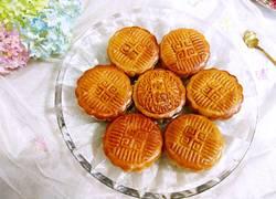 广式月饼(100克凤梨蛋黄馅)