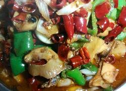 辣炒海螺肉