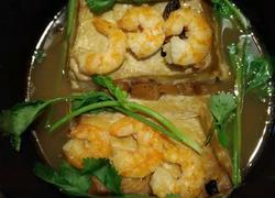 海鲜干炖豆腐
