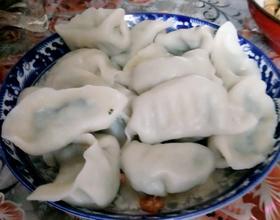 荠荠菜水饺