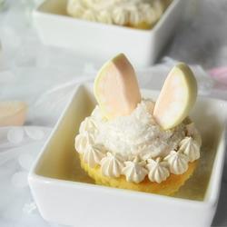 小白兔杯子蛋
