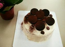 可可奶油卷蛋糕