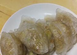 土豆🥔淀粉蒸饺