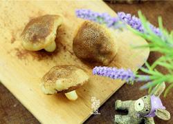 爱心早餐必备的萌蘑菇