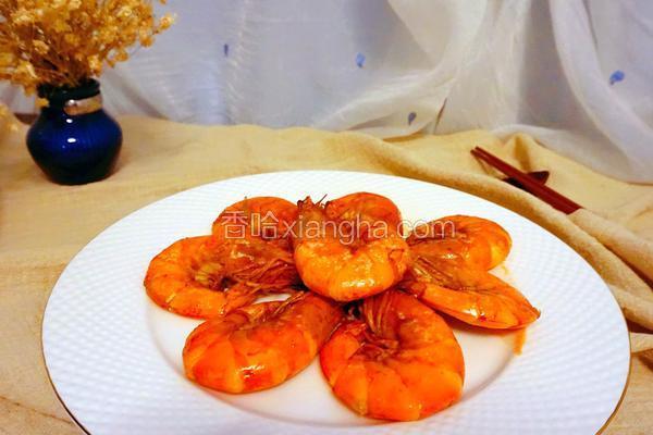 红烧大虾#年夜饭