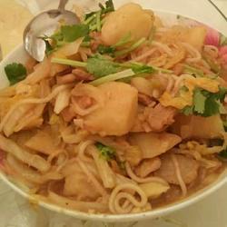 猪肉烩酸菜