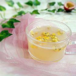 百香果梨汁(排毒养颜)