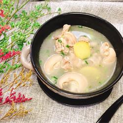 生姜羊肉汤