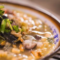 「清·古法羊羹」古代吃货的最高境界 因一碗羊汤而灭国的中山君的做法[图]