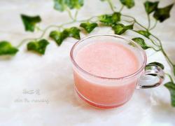 番茄梨汁(排毒养颜)