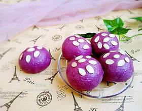 低热量紫薯面包