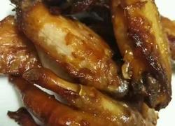 烤箱鸡中翅