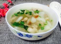 清炖羊肉萝卜汤
