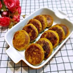 糯香柿子饼