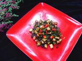 雪菜炒豆干的做法[图]