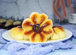 椰蓉花式面包