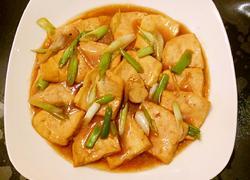 鲁菜大师蒋家菜烧溜豆腐