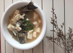 河鲫鱼豆腐汤