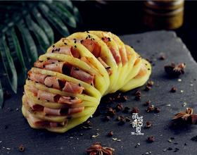 风琴土豆:好吃易做的新手装逼级小吃[图]