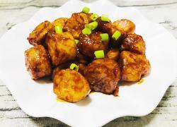 辣炒日本豆腐