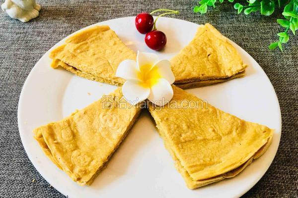 燕麦鸡蛋饼