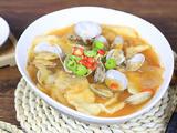 辣白菜面片汤的做法[图]