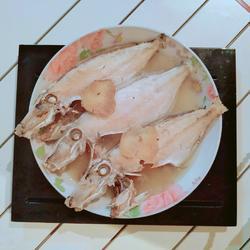 清蒸橡皮鱼