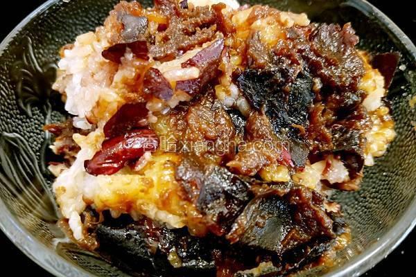 甑糕(西安名小吃)