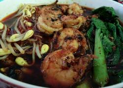 蔬菜香辣虾仁