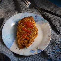 南洋风味烤鸡