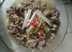 酸汤金针肥牛锅