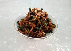 萝卜干咸菜