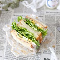 金枪鱼奶酪三明治的做法[图]