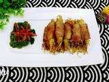 培根土豆丝卷的做法[图]
