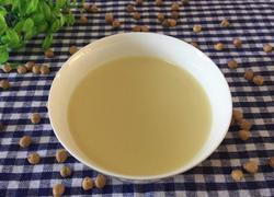 鹰嘴豆豆浆