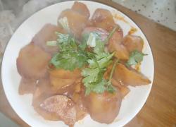 杏鲍菇烧土豆