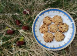 红糖红枣燕麦小酥饼(低糖版)