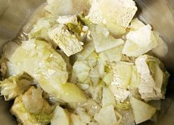 冻豆腐土豆白菜