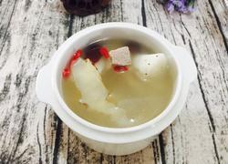 百合沙参玉竹淮山瘦肉汤