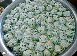 手工鲅鱼丸子汤